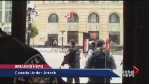 MP Don Davies speaks from Ottawa under lockdown
