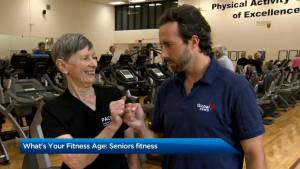 What's Your Fitness Age: senior edition