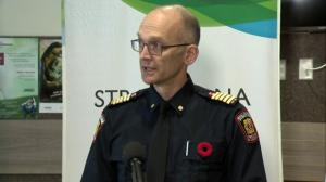 Strathcona County fire working with RCMP on community centre investigation