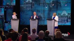 Ont. Leaders' Debate: Leaders offer their plans for childcare