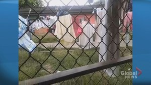 Canadians held in Panama: Around the prison in Panama