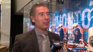 Gene Principe talks about wife running for Edmonton city council