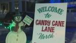 Evolution of Edmonton's Candy Cane Lane