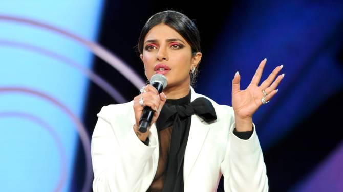 Pakistan minister wants Priyanka Chopra dumped as UNICEF peace ambassador