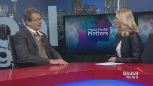 Alberta's mental health priorities, improvements outlined in report