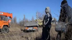 Raw video: Remaining debris removed from MH17 crash site