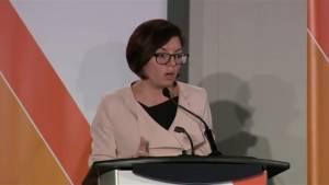 NDP leadership debate focuses on Liberals unfulfilled promise to legalize marijuana