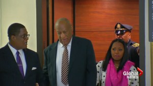 Bill Cosby in court for start of criminal trial