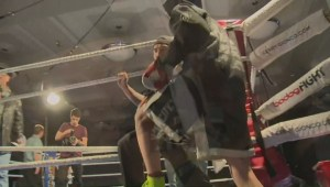 Promising young B.C. athlete pursues MMA dreams