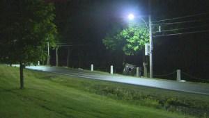 RAW: Baie d'Urfé accident