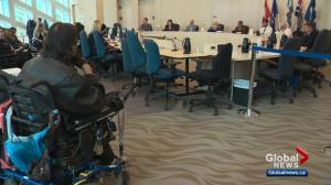 DATS users share issues with transit service with Edmonton councillors
