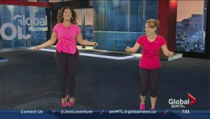 Skipping your way to a better workout