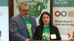 Parents of Humboldt Broncos' Logan Boulet deliver Green Shirt Day message about organ donation