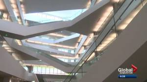 MacEwan University's new building for arts students nears completion