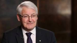 Marc Garneau: 'I was seized with the momentousness of the occasion'
