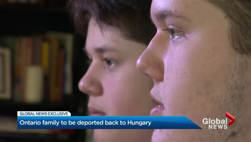 Babes in Hungary