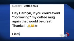 Do you use emojis in work emails?