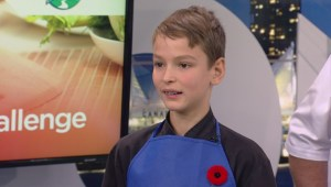 Trail Appliances Teen Chef Challenge: Josiah