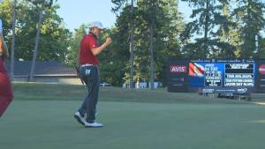 Dustin Johnson tops leaderboard on day 2 of RBC Canadian Open