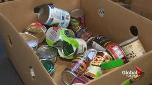 Feed Nova Scotia low on food donations