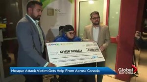 Money raised to buy accessible home for Quebec mosque shooting victim