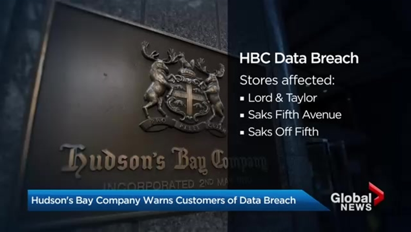 HBC credit card data hacked at three nameplates