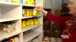 N.B. community members come out in droves to help local food bank