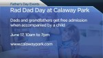 Family friendly events for Father's Day