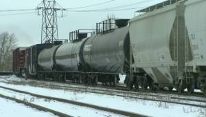 Record amount of oil being shipped by rail raises safety concerns