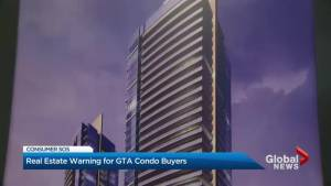 Condo buyers thwarted in Vaughan (02:27)