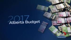 Alberta Budget 2017: Highlights