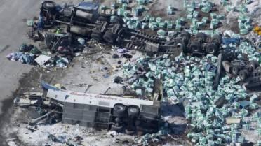 Humboldt Broncos crash: What the RCMP forensics team found
