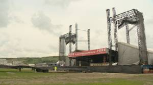 Preparations underway at Country Thunder as grounds now open