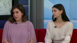Students in Saskatoon taking part in climate change campaign Fridays for Future