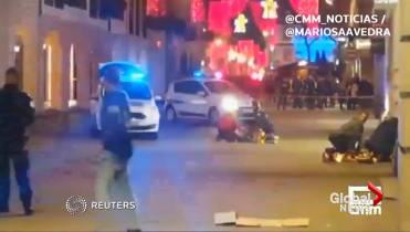 Strasbourg Christmas Market Shooting.Trump Cites Strasbourg Christmas Market Shooting As Reason