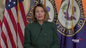 Pelosi wonders if President Trump 'even wants a wall' or just a debate