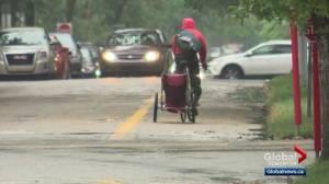 South Edmonton bike lanes up for debate at city hall