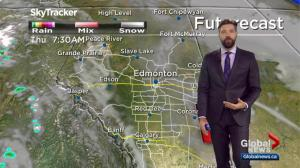 Edmonton Weather Forecast: Oct. 23