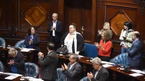 Uruguay elects first transgender senator