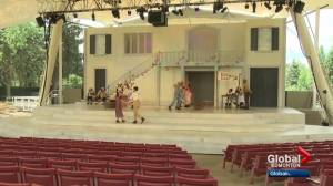 Freewill Shakespeare Festival begins in Hawrelak Park