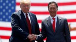 Foxconn chairman hints at stepping away from business to make Taiwan presidential run