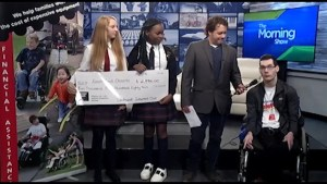 Day Five of Easter Seals Tribute week on CKWS-TV
