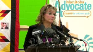 'Kids are off limits': Manitoba Advocate details message needed to keep kids safe