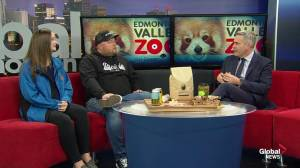A look at the restaurants at Edmonton Valley Zoo