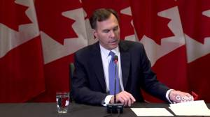 Morneau says government committed to 'fairness' in the housing market