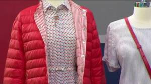 Wear it Well: How to mix and match patterns and textures (04:10)