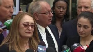 Yatim family says there is no sentence long enough to ease loss