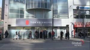 Tokyo Smoke cannabis store opens on Yonge Street