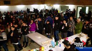 Anti-bullying services were offered at La Loche, Sask. school