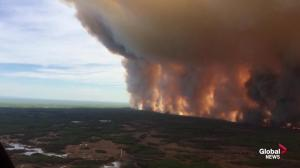 Hundreds evacuated from High Level register in Slave Lake